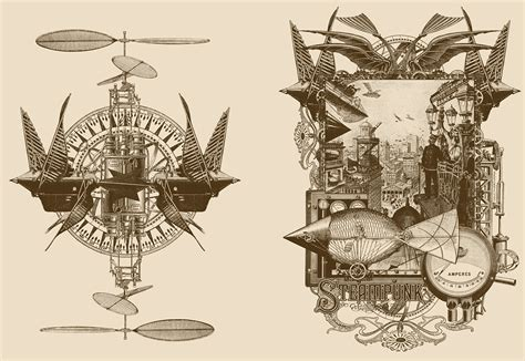 moodscanner  steampunk universe part  introduction