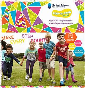 STEP-A-THON for Kids - 2015 - Melbourne