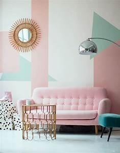 les 25 meilleures idees de la categorie murs roses sur With idee couleur mur salon 6 les 25 meilleures idees de la categorie salon neutre sur