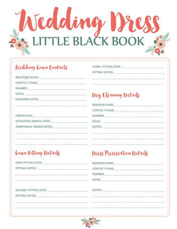 awesome wedding planning timeline free printable
