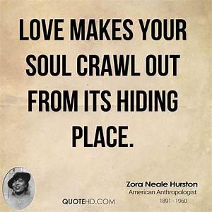 Zora Neale Hurston Love Quotes | QuoteHD