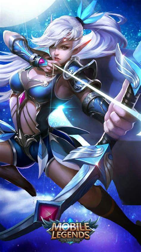 anime mobile legend miya mobile legend wp hd mobile legend wp