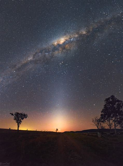 light for the day astronomy picture of the day light at the end of the road