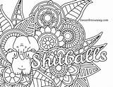 Quiver Coloring Awesome Printable Getcolorings sketch template
