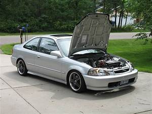 For Ever Jdm 1997 Honda Civic Specs  Photos  Modification
