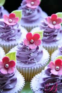 Purple Wedding Cake and Cupcake Ideas