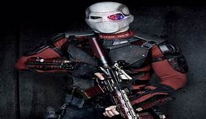Suicide Squad Character Deadshot HD Wallpaper ...