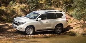 2016 Toyota Landcruiser Prado Vx Review  Long