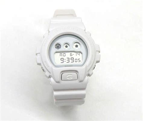 casio dw 6900ww basic white dw 6900ww 7 g shock mygshock