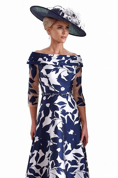 Navy Dresses Bride Partick Mother Catherines Catherinesofpartick