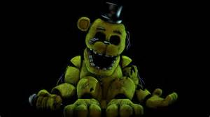 Withered Golden Freddy