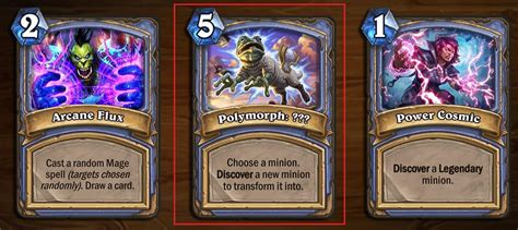 Nine New Arena-only Cards Coming To Hearthstone