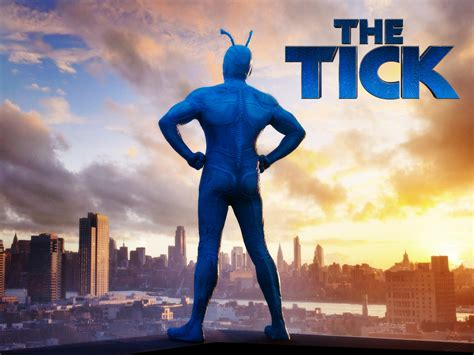 New Stills From Amazon's The Tick | Nothing But Geek