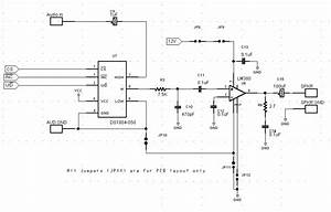 Example Room Circuit Schematic Diagrams
