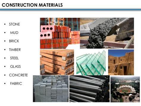 Construction Techniques All Materials