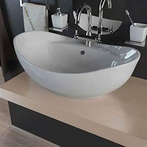 Waschtischplatte Für Einbauwaschbecken : waschtische von kerabad und andere tische f r badezimmer ~ Michelbontemps.com Haus und Dekorationen