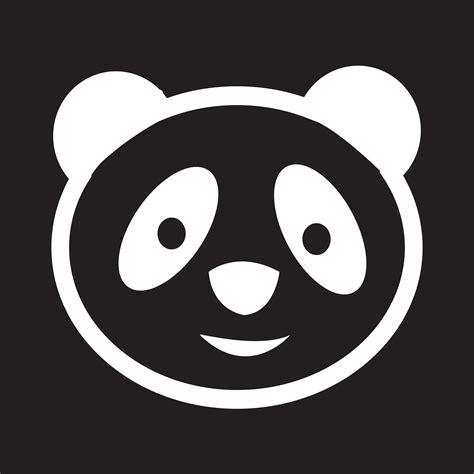panda icon symbol sign - Download Free Vectors, Clipart ...