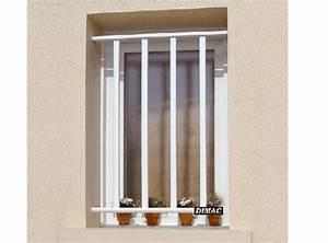 Barreau Securite Fenetre : grille de fen tre alu floride stores et fen tres ~ Premium-room.com Idées de Décoration