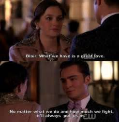 chuck and blair gossip girl quotes quotesgram
