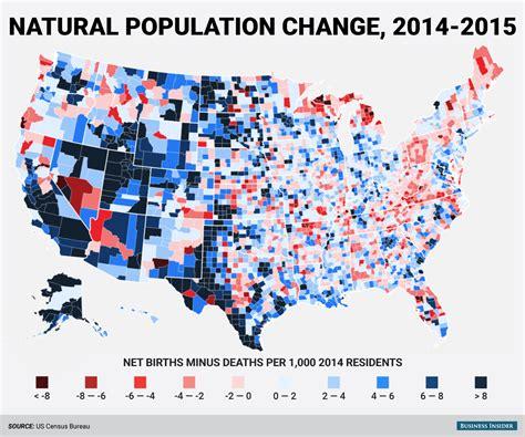 bureau d change census change county map business insider