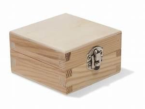 Holzkiste Mit Deckel Ikea : holzbox quadratisch deckel mit verschluss kaufen modulor ~ A.2002-acura-tl-radio.info Haus und Dekorationen
