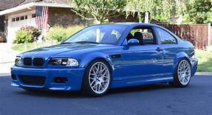 This 16k Mile  Manual 2003 Bmw M3 E46 Is Stunning  But It