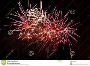 Feuerwerkbildschirmanzeige Stockfotografie Bild 3508162