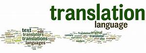 speaking a language does not make you a translator With foreign language document translation services