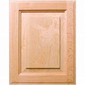 Custom Revere Traditional Style Raised Panel Cabinet Door