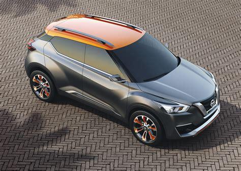 nissan kicks price nissan kicks concept previews brazil only production model