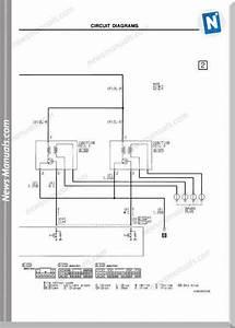 Mitsubishi Space Runner Wagon 2001 Wiring Diagrams