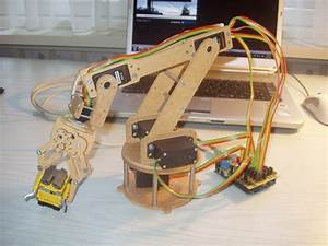 Robot Arm You Can Build At Home Hackaday