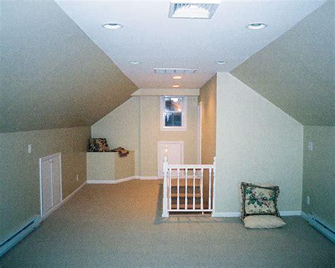 finished attic xcelrenovation