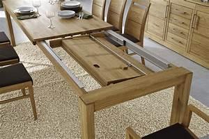 Esszimmertisch Holz Ausziehbar : massivholz esstisch k chentisch 190 290x95 cm eiche massiv ~ A.2002-acura-tl-radio.info Haus und Dekorationen
