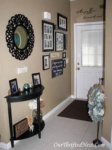 entranceway decorating ideas