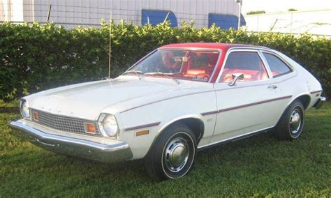 1976 Ford Pinto by 1976 Ford Pinto Convertible
