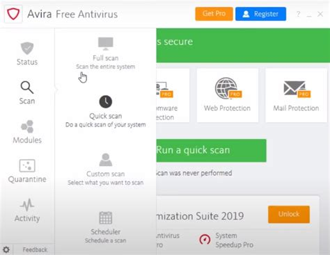 Avira antivirus 2019 operating system : Avira Offline Installer Download For Windows 10/7/8/XP and Mac