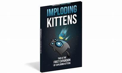 Kittens Imploding Exploding Expansion Bundle Games Pack