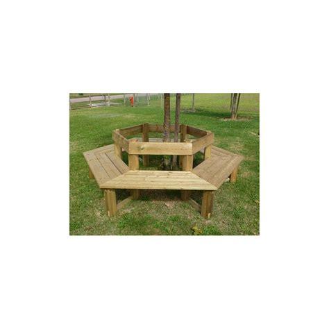 banc  darbre rond bois de jardin banc circulaire