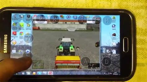 farming simulator 2015 on android galaxy s5