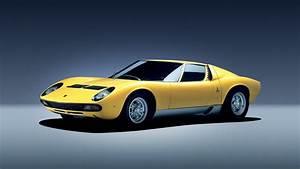 1971 Lamborghini Miura SV Wallpapers & HD Images - WSupercars