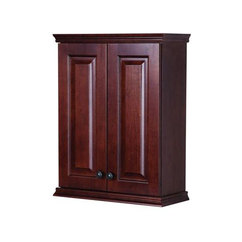 home depot wall cabinets home decorators collection knoxville 22 in w wall cabinet