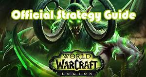 World Of Warcraft Official Strategy Guide Pdf