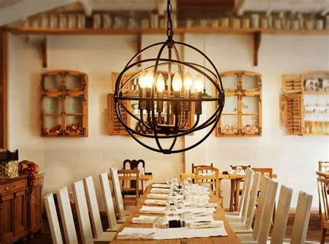 Decorating Ideas For Rustic Dining Room by Rustic Lighting For Dining Room Decorating Ideas Home