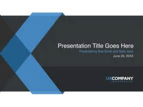 ppt design ux powerpoint presentation cover template norebbo