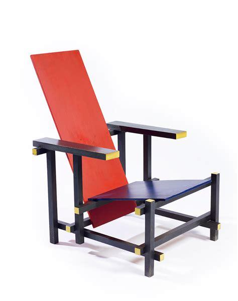 la chaise et bleu de gerrit rietveld exposition mondrian par rosangela vig site œuvres d