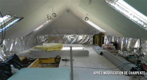 chambre des metier rouen aménagement des combles d 39 une toiture 4 pans située à le