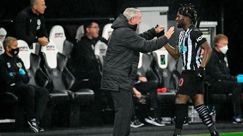 Newcastle United - Newcastle United 3 Burnley 1