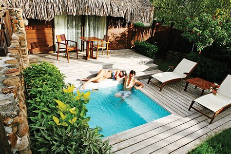 Overwater, Beach, Or Garden Bungalow In Tahiti? Goway