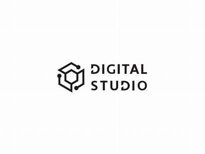 Studio Digital Animated Logos Animation Marketing Mockup